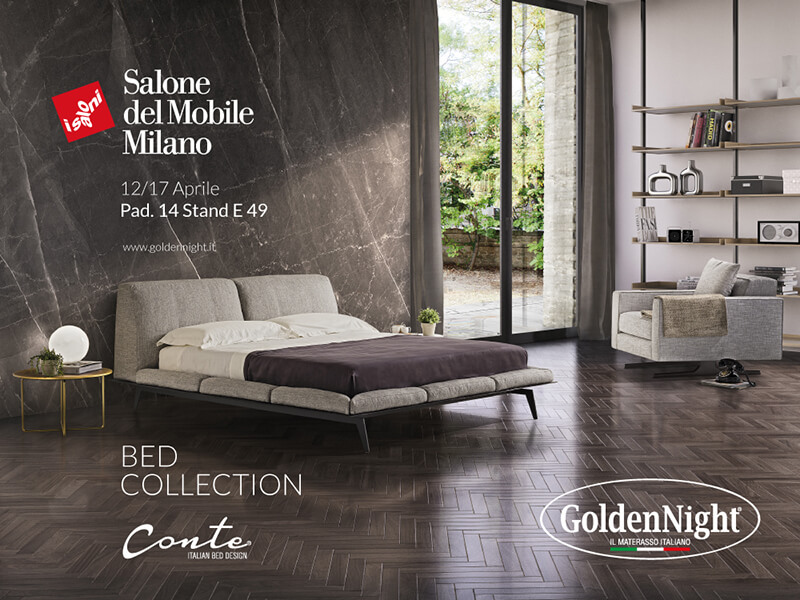 Goldennight vi aspetta al salone del mobile di milano 2016 for Salone del mobile milano 2016