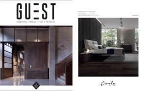 Conte Bed on GUEST || April 2020