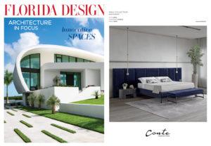 WALL Collection, design Joe Garzone on Florida Design Magazine.
