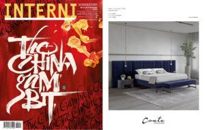 WALL bed on INTERNI || November 2020