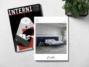 WALL bed on INTERNI || January-February 2021