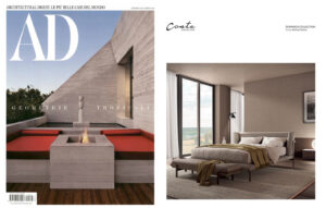 DOMINICK Collection _ design Enrico Cesana on AD    March 2021