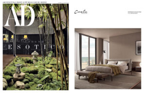 DOMINICK Collection _ design Enrico Cesana on AD || May 2021